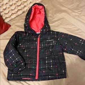 Columbia Little Girls 4t jacket